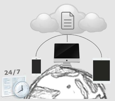 Cloud - pilvi - Kustannustehokas ja laajennettava ratkaisu